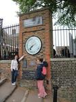 イギリスの海事都市グリニッジ(Greenwich)にあるグリニッジ天文台