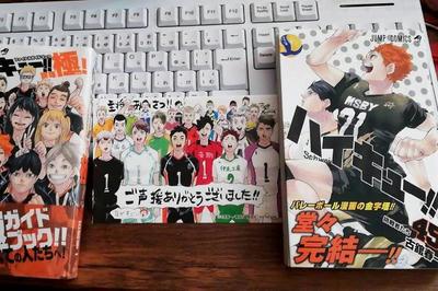 ハイキュー ファイナル ガイド ブック