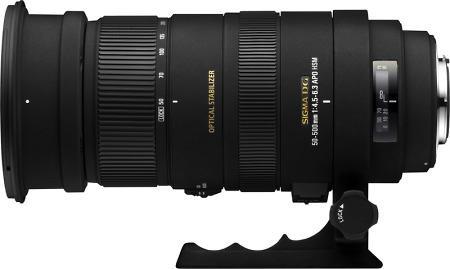 APO 50-500mm F4.5-6.3 DG OS HSM