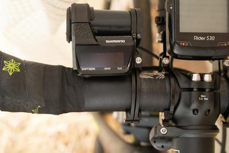 Di2用ディスプレイ SC-MT800