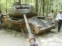 ブッ壊れた戦車