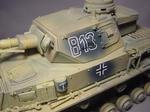 四号戦車D型 塗装