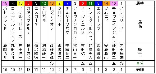 函館2歳S