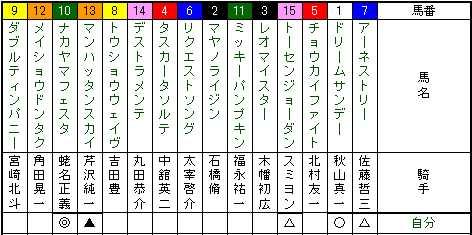 中日新聞杯