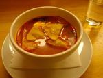 トルティーヤのスープ