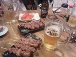上野で飲み会