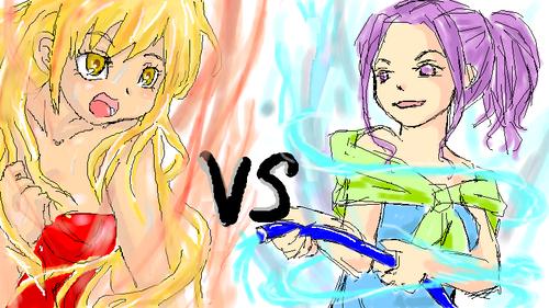 火麟VSみほりぃ