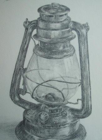ランプ アンティーク