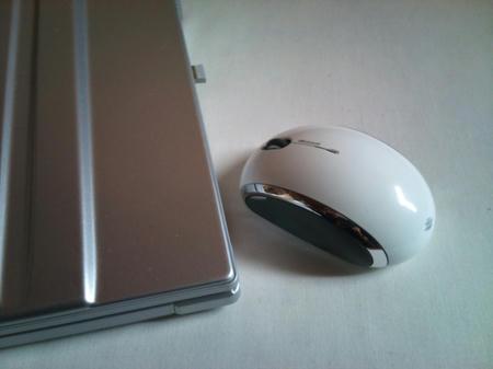ブルートラックマウス 白 マイクロソフト