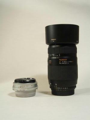 AF 70-300mm F/4-5.6 LD MACRO