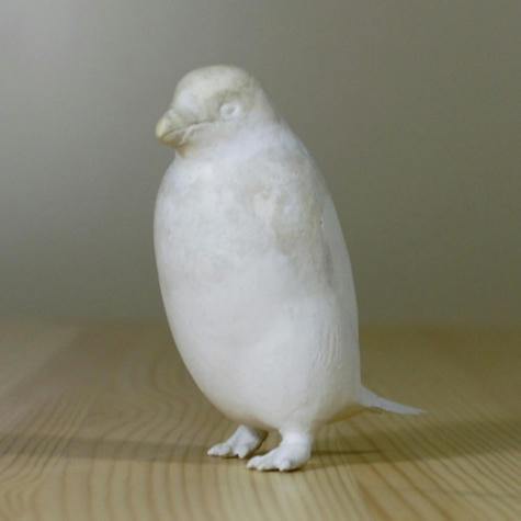 アデリーペンギン_正面図_071118
