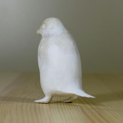 アデリーペンギン_背面図_071118