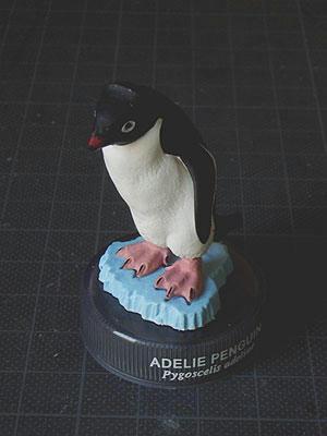 食玩_アデリーペンギン
