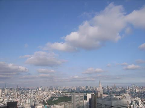 たなびく雲
