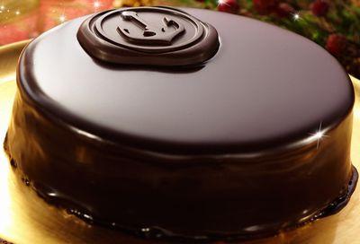 濃厚・極上チョコレートケーキ