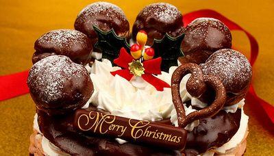 禁断のクリスマスケーキ