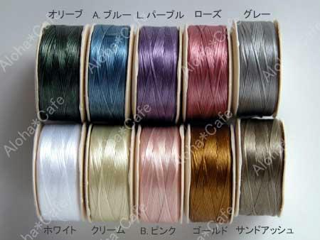 リボンレイ用糸