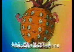 ポジション的には鬼太郎でいうぬりかべの位置か
