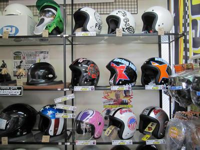 72jamヘルメット