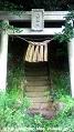 八千代市の浅間神社鳥居