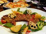 牛肉のサーロイン タリアータ ¥2,000円
