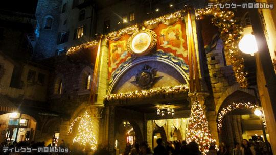 °○°東京ディズニーシー クリスマス・ウィッシュ2015 スペシャルカクテル@テディ・ルーズヴェルト・ラウンジ