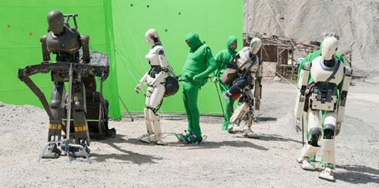 CGじゃリアルなSF映画は作れない。シンギュラリティ映画「オートマタ」はSFだからこそリアルにこだわる : ギズモード・ジャパン