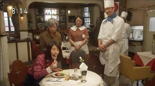 """[訂正] 「ひよっこ」第36回で、みね子がビーコロを食べたのは """"初任給"""" でした(謝)"""