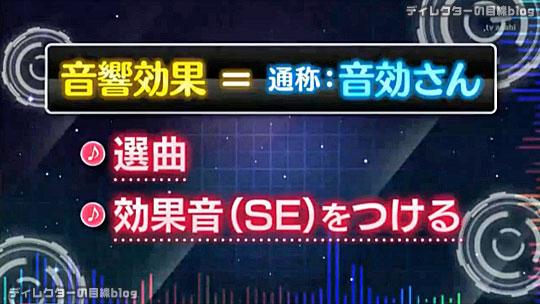 """「関ジャム 完全燃SHOW」に知り合いの """"音効さん"""" が出演していた! (2017/10/01)"""