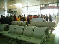 バリへ出発の人たち