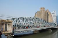 外白渡橋(ガーデン・ブリッジ)