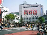 渋谷駅ハチ公前