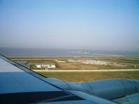上海浦東国際空港近く