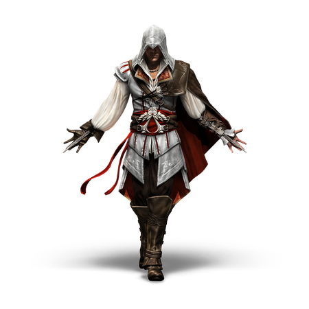 Assassin's Creed 2主人公エツィオ・アウディトーレ