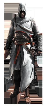 Assassin's Creed主人公アルタイル