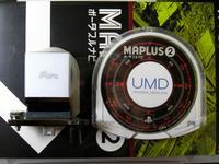 MAPLUS2とGPSユニット