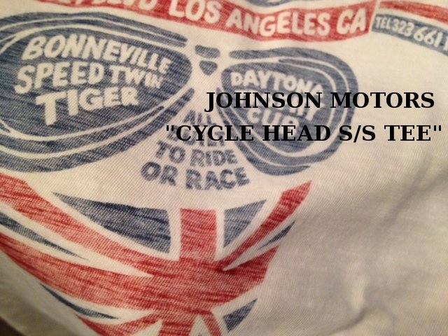Johnson Motors Knuckle Head