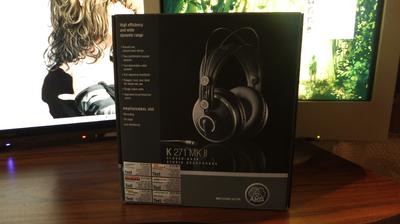 AKG K271 mk2