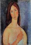 ジャンヌの肖像~モディリアーニ