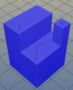 3Dプリンター,Slic3r,設定,方法,Repetier,使い方,Print settings,Infill,Advanced,Solid infill threshold area