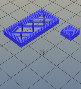 3Dプリンター,Slic3r,設定,方法,Repetier,使い方,Print settings,Infill,Advanced,Solid infill threshold area