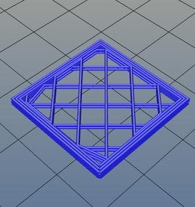 3Dプリンター,Slic3r,設定,方法,Repetier,使い方,Print settings,Infill,Advanced,Solid infill every