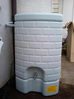 雨水貯留タンク 雨音くん200L