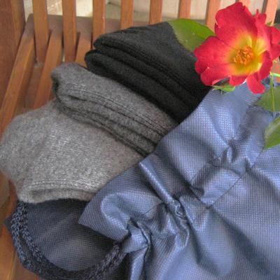 父の日の足にやさしい冷房対策靴下詰合せセット