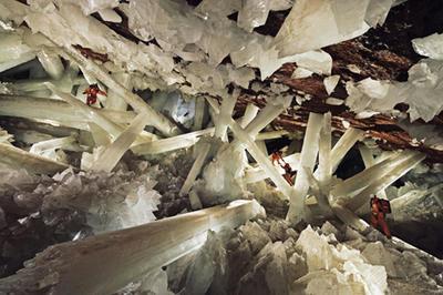 結晶の洞窟
