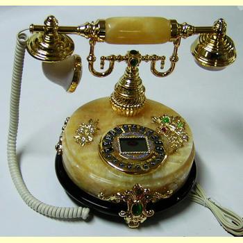 大理石電話機