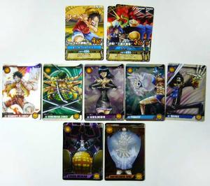 ワンピースウォンテッドスナック10個で9種類のウォンテッドカードをゲット!