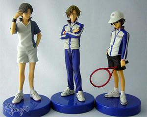 テニスの王子様フィギュア(跡部&手塚&リョーマ)