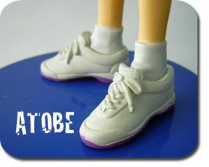 跡部景吾のフィギュアの靴