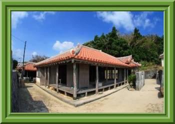 沖縄の古住宅